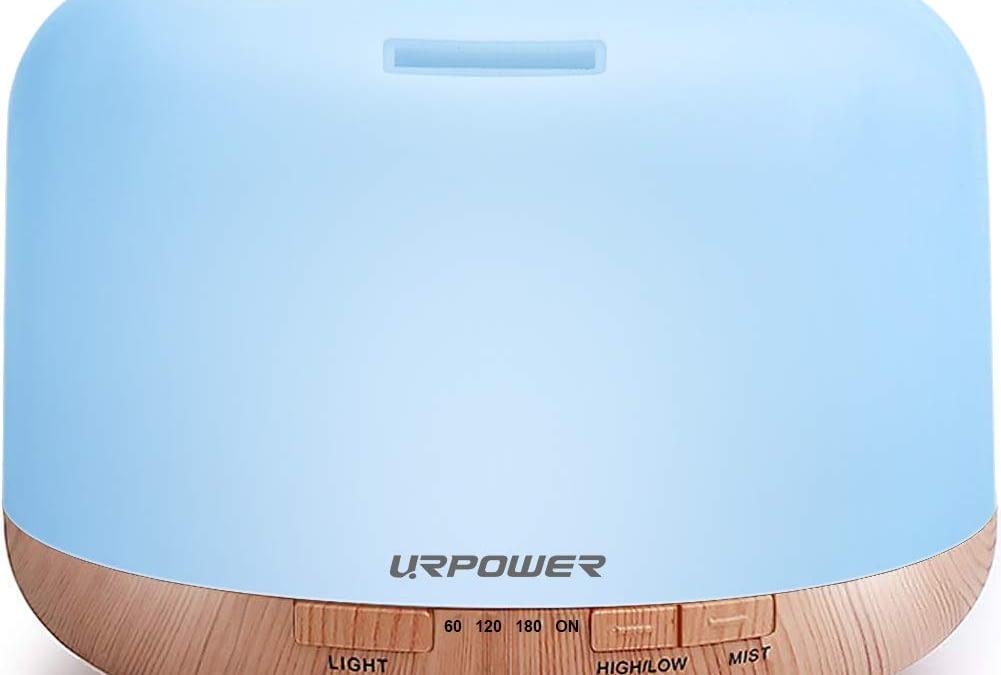 URPOWER Ultrasonic 500ml
