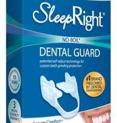 SleepRight Secure Comfort Dental Guard Review