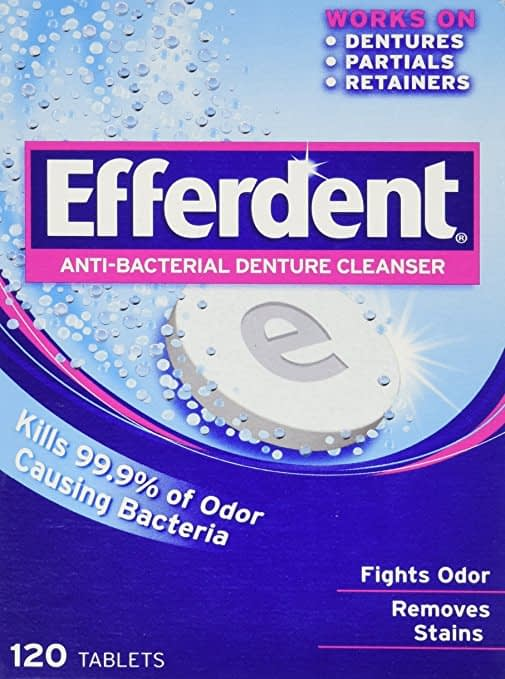 Efferdent