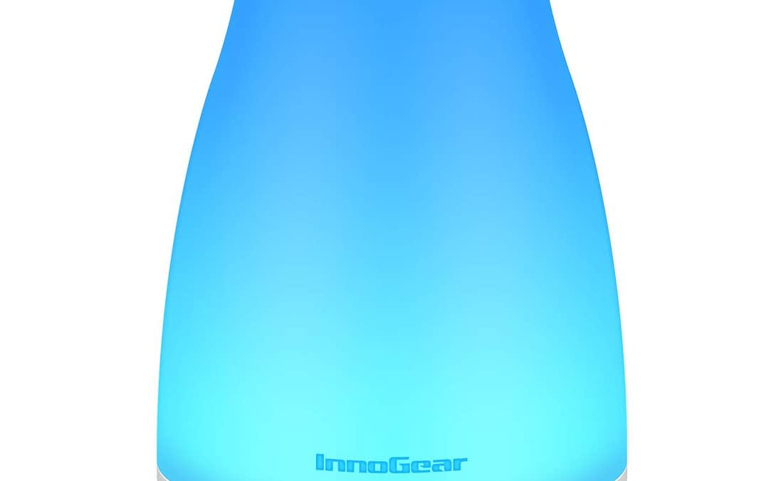 URPOWER 2nd Version Essential Oil Diffuser Review