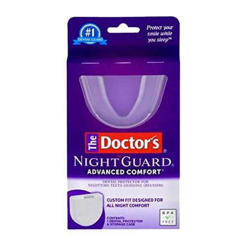 The Doctor's Night Guard Box